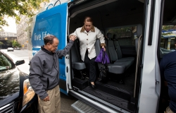 Free Door To Door Transportation